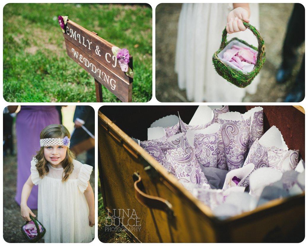 hillsdale COllege Arb wedding