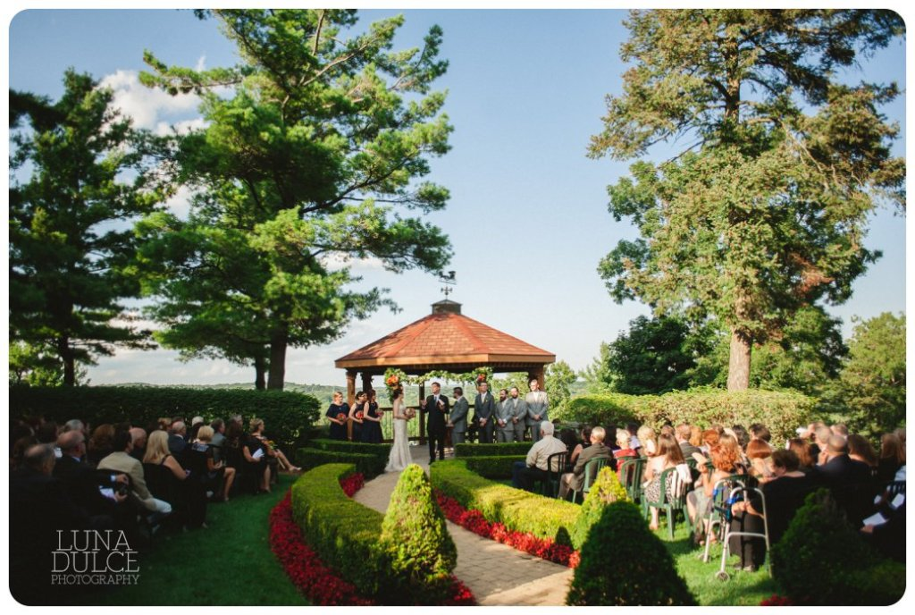 Pine knob mansion wedding